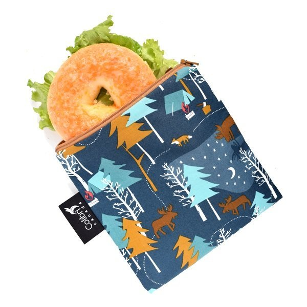 View larger image of Large Snack Bag - Camp Out