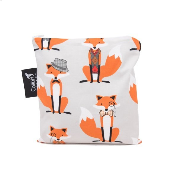 View larger image of Large Snack Bag-Foxes
