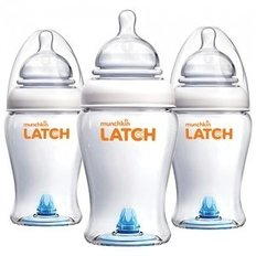 LATCH 8 oz. Bottle - 3pk