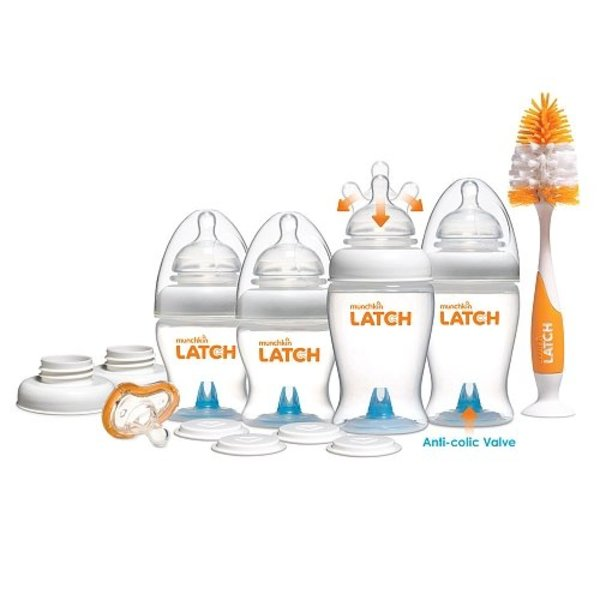 View larger image of LATCH Newborn Gift Set