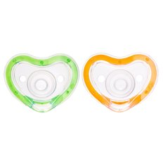 LATCH Pacifier 0+ Month - 2pk