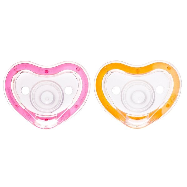 View larger image of LATCH Pacifier 0+ Month - 2pk