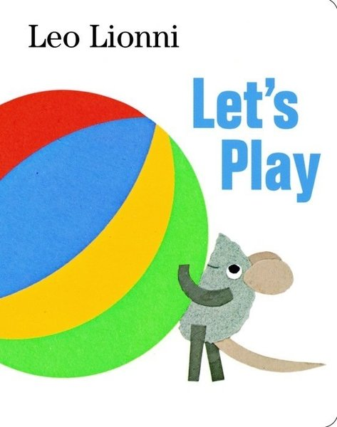 View larger image of Book - Let's Play