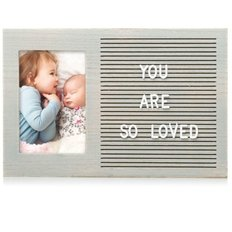 Letterboard Photo Frame