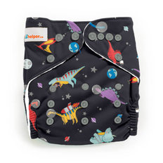 Charcoal Cloth Diapers