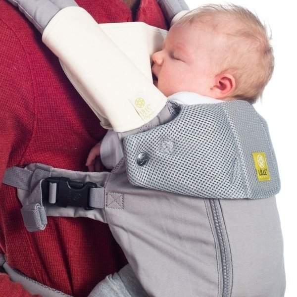 View larger image of Chest and Teething Carrier Pad Set