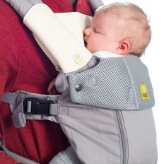 Chest and Teething Carrier Pad Set