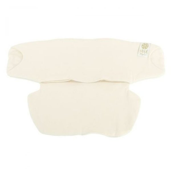 View larger image of Complete Organic Front Bib - Natural