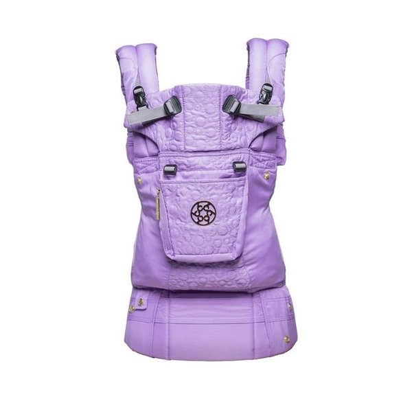 View larger image of Embossed Luxe Carriers