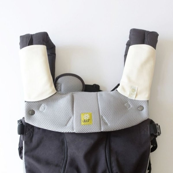 View larger image of Teething Pad Carrier Set - Natural