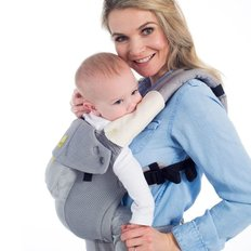 Teething Pad Carrier Set - Natural