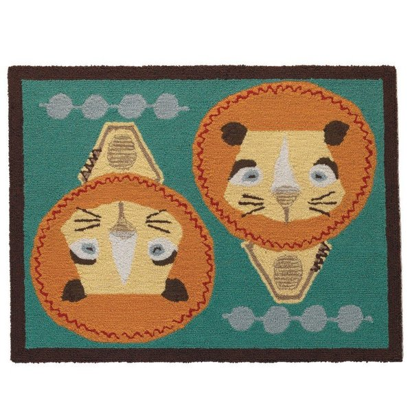 View larger image of Lion Rug