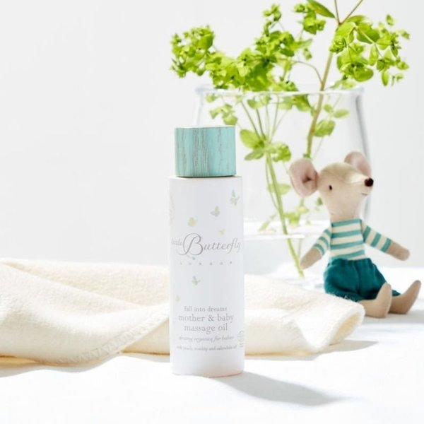 View larger image of Mother & Baby Massage Oil