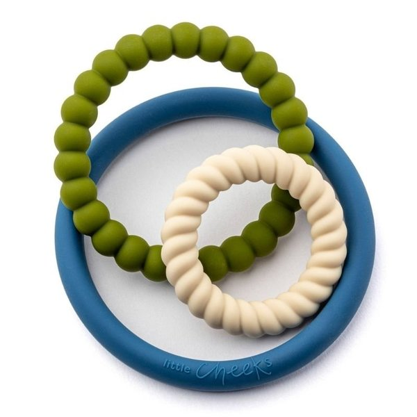View larger image of 3-in-1 Trio Teething Ring