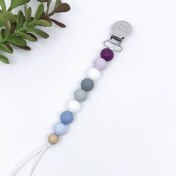 View larger image of Multi Pacifier Clips