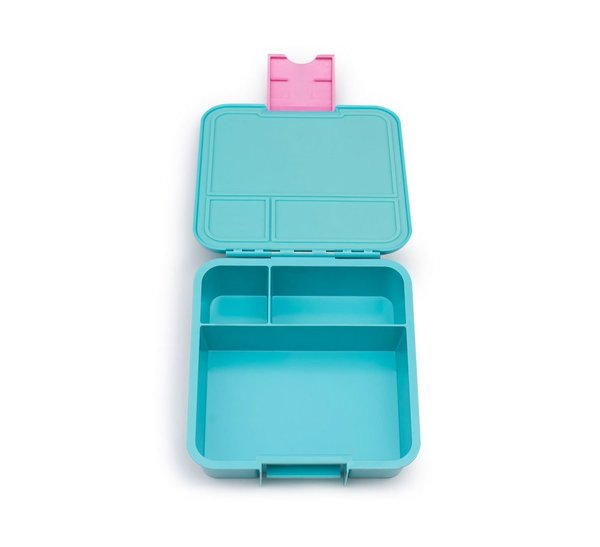 View larger image of Little Lunch Box Co. Bento Three Lunch Box - Flamingo