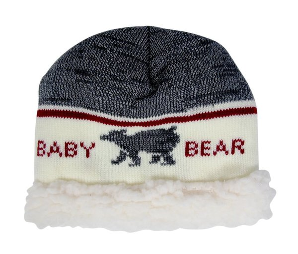 View larger image of Baby Bear Infant Stripe Beanie