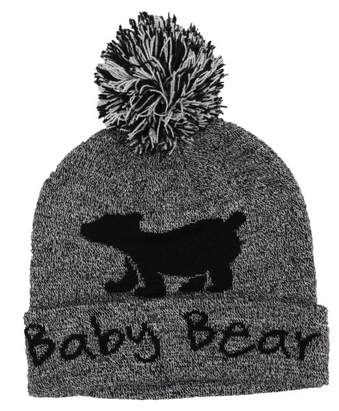 View larger image of Baby Bear Toque With Canada Flag
