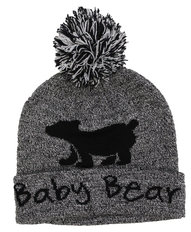 Baby Bear Toque With Canada Flag
