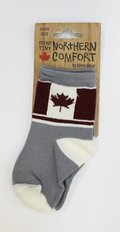 Canada Flag Infant Sock