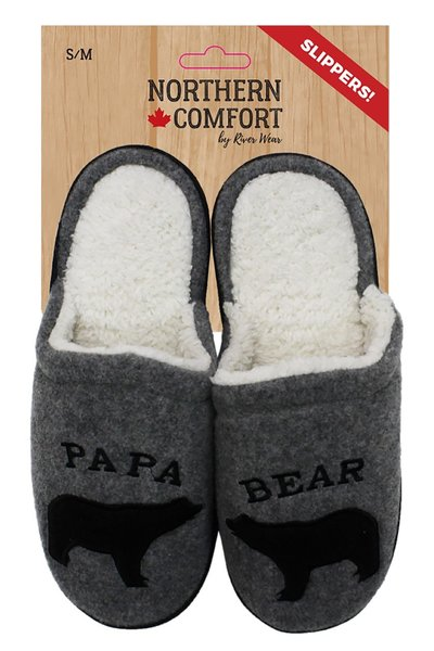 View larger image of Papa Bear Slippers