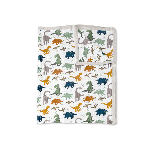 View larger image of Big Kid Cotton Muslin Quilt