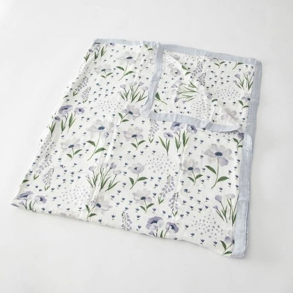 View larger image of Big Kid Deluxe Muslin Quilt