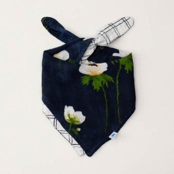 View larger image of Deluxe Cotton Muslin Bandana Bibs