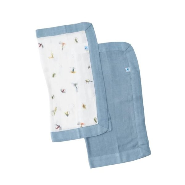 View larger image of Deluxe Muslin Security Blanket - 2 Pack
