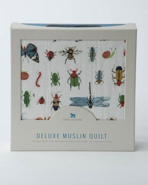 View larger image of Deluxe Quilt - Bugs