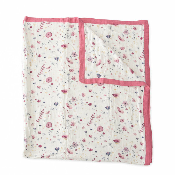 View larger image of Deluxe Quilt - Fairy Garden