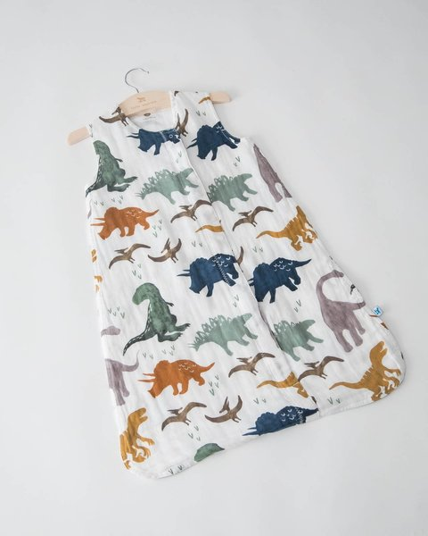 View larger image of Sleep Bag - Dino Friends