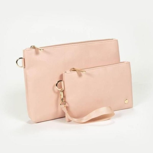 View larger image of Vegan Leather Pouch Sets