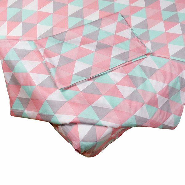 View larger image of 3pc Twin Sheet Set - Sparrow