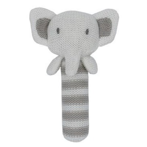 View larger image of Cotton Knitted Rattles