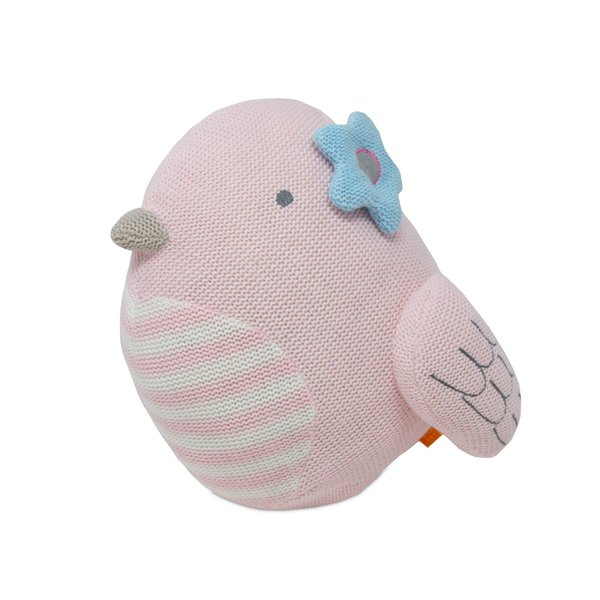 View larger image of Knitted Plush Toy - Mazie