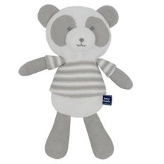 Knitted Plush Toy - Patty Panda