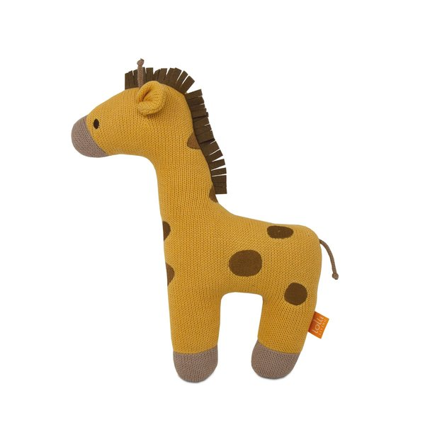 View larger image of Knitted Plush Toy - Safari