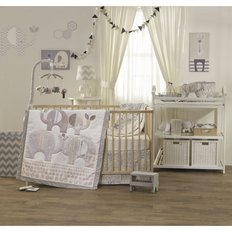 4-Piece Crib Set Naturi