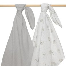 Organic Muslin Swaddle - 2 Pack