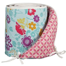Poppy Bumper-Whimsy Multi
