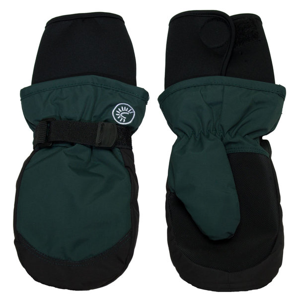 View larger image of Long Cuff Mitt - Green - S