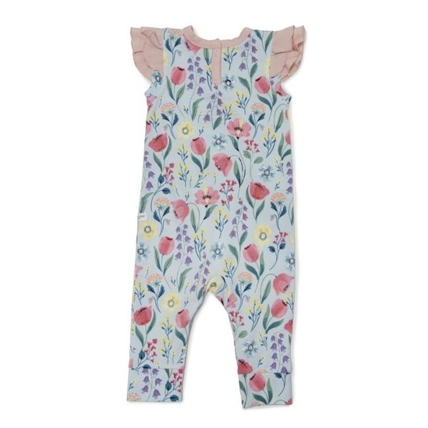 View larger image of Short Sleeve Romper