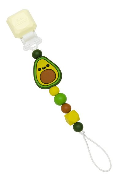 View larger image of Darling Pacifier Clips
