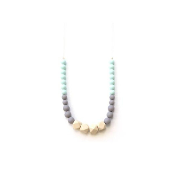View larger image of Geo Statement Teething Necklace
