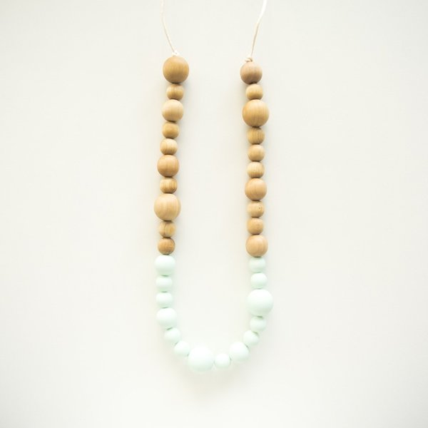 View larger image of Leia Teething Necklace