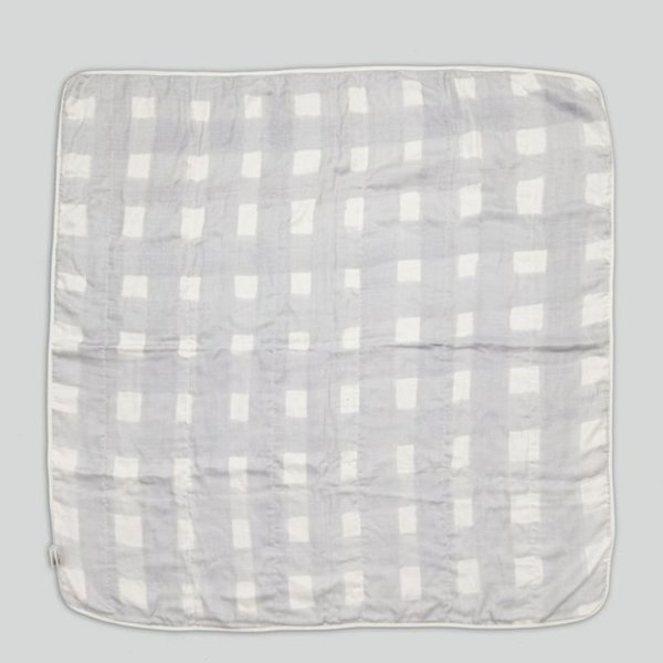 View larger image of Luxe Muslin Quilt Blanket