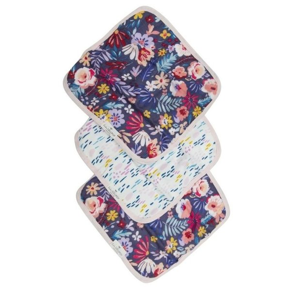 View larger image of Muslin Washcloth Set - 3 Pack