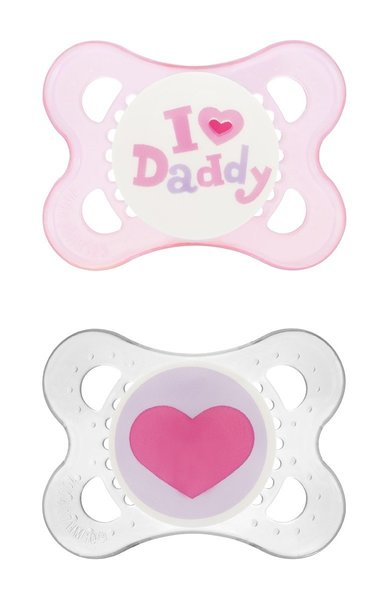 View larger image of Love Daddy Pacifier