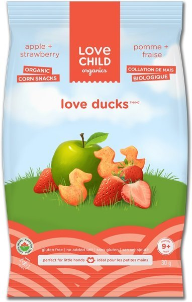 View larger image of Love Ducks - Apple & Strawberry